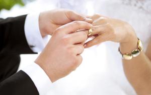 Скоро праздник — свадьба