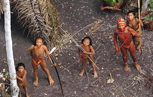 В районе реки Амазонки исчезло целое племя