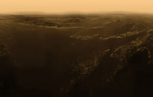 Обнаружена атмосфера на планете Дионе