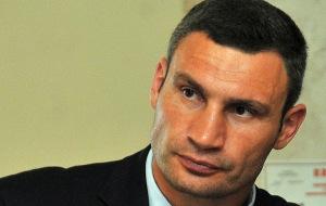 Виталий Кличко призвал ужесточить санкции против России