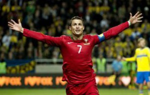 Букмекерские конторы считают Роналду фаворитом в борьбе за «Золотой мяч