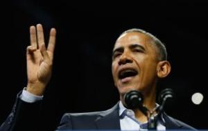 Обама: мы должны быть тверды с россиянами