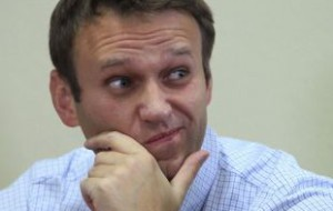 Алексей Навальный получил условный срок