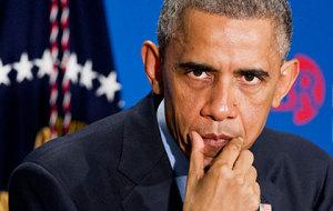 Песков назвал слова Обамы о Путине недружественными