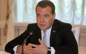 Медведев: у экономики России есть риск уйти в глубокую рецессию