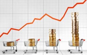 Росстат: Недельная инфляция достигла 9,4%