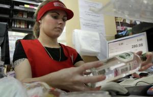 Минимальная розничная цена на водку в России впервые будет снижена