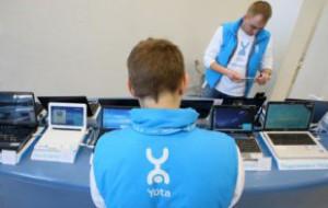 Yota выпустит российский планшет с двумя экранами