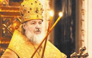 Патриарх Кирилл в день студентов совершит божественную литургию