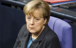 Меркель заявила, что санкции в отношении России были неизбежны