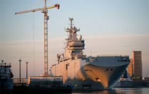 Россия официально потребовала от Франции объяснений по поводу «Мистралей»