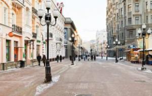 В выходные в Москве сильных осадков не ожидается