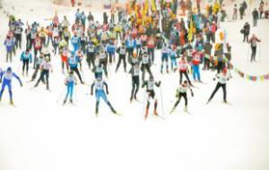 Благотворительная лыжная гонка состоится 15 февраля в Москве