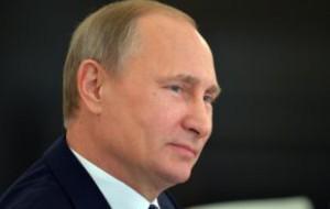 Путин примет участие в переговорах в «нормандском формате»