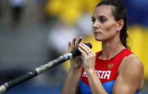 Исинбаева планирует завершить карьеру после Олимпиады-2016