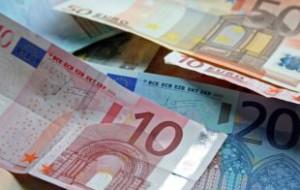 Официальный курс евро упал до двухнедельного минимума
