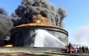 Ливия может полностью прекратить добычу нефти