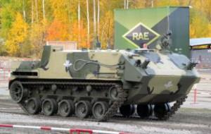 Под Рязанью прошли испытания новейшего российского БТР «Ракушка»