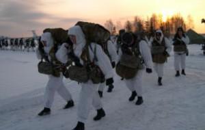 Псковских десантников подняли по тревоге