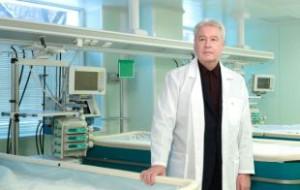 Сергей Собянин открыл уникальный хирургический корпус в больнице №29