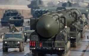 Ракетные войска подняли по тревоге в России
