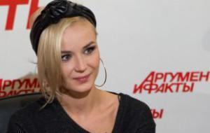 Полина Гагарина представит Россию на конкурсе «Евровидение-2015»