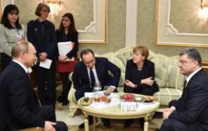 Лидеры «нормандской четверки» обсудят ситуацию на Украине