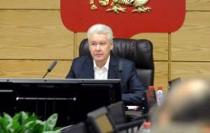 Собянин принял решение сократить количество чиновников на 30%