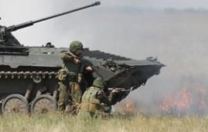 Спецподразделения России провели учения в Южной Осетии