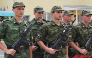 Путин подписал закон об особенностях крымского воинского призыва