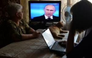 Путин проведет «прямую линию» с россиянами 16 апреля