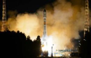 Запущенная с Плесецка ракета упала под Архангельском