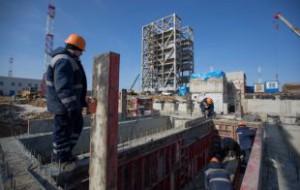 Спецстрой перечислил средства на зарплату строителям «Восточного»
