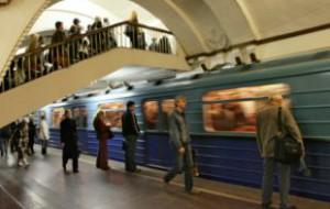 Поезд московского метро протащил зажатого дверями пассажира