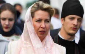 РПЦ наградила Светлану Медведеву высшим орденом