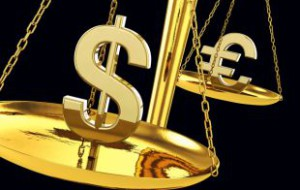 Официальный курс доллара опустился ниже 50 рублей
