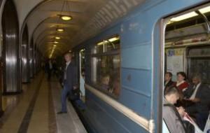 Пассажир упал на рельсы в московском метро