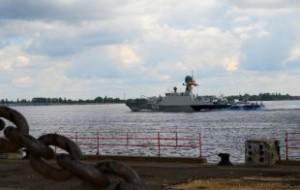 Учения кораблей России и Азербайджана впервые пройдут в Каспийском море