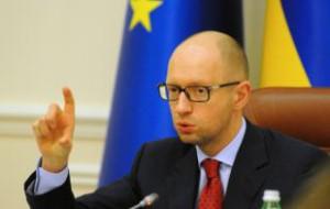 Яценюк потребовал засудить «газового монополиста» из России