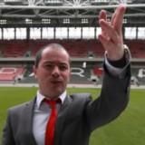 Гендиректор «Спартака» Роман Асхабадзе покинул клуб
