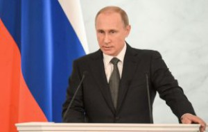 Две трети россиян готовы поддержать Путина на выборах в 2018 году