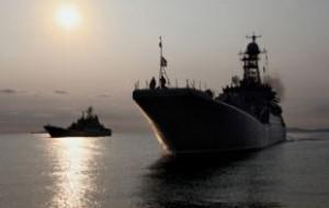 Северный флот провел в Баренцевом море антитеррористические учения