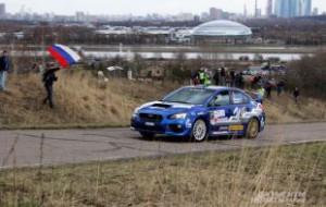 Этап кольцевых гонок прошел в Москве при поддержке «Роснефти»