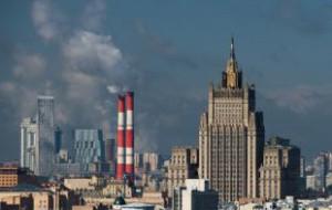 МИД России: Москва готова к диалогу с НАТО