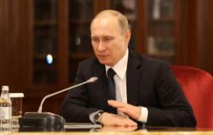 Рейтинг Путина установил очередной рекорд