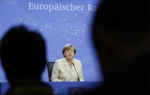 Меркель: программа помощи Греции предполагает выделение 86 млрд евро