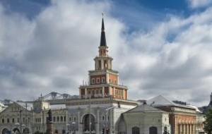 Полиция Москвы сообщила о хлопке в камере хранения на Казанском вокзале