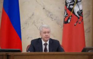 Собянин выразил соболезнования близким Геннадия Селезнева