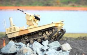 В День ВМФ впервые покажут боевого робота для спецназа
