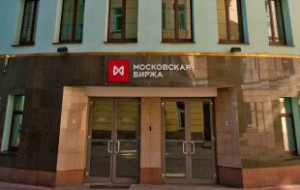 Московская биржа объяснила причину приостановки торгов